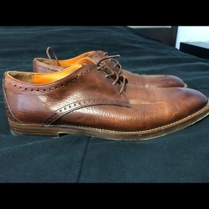 Martin dingman leather Oxford shoes size 11